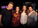 Melissa McCarthy and Ben Falcone chat with Hughesy and Kate