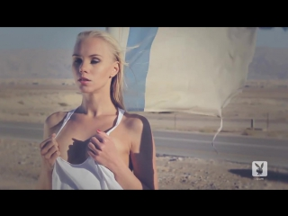 Даша Снежная - Playboy abroad Adventures with Photographer Ana Dias -- Dead Sea
