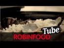 ROBINFOOD / Arroz con almejas Champiñones crudos en ensalada