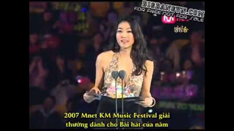 MKMF Best song of the year 2007 Big Bang