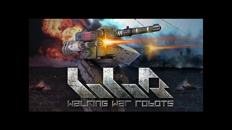 Walking War Robots на Андроид: Обзор игры