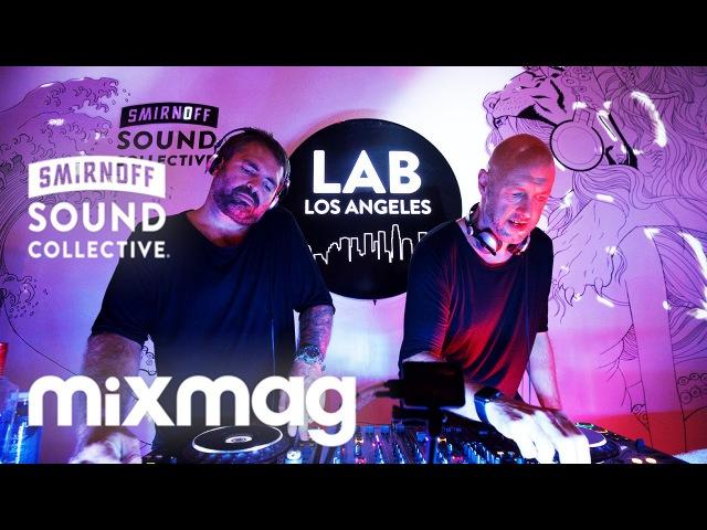 PIGDAN techno set in The Lab LA