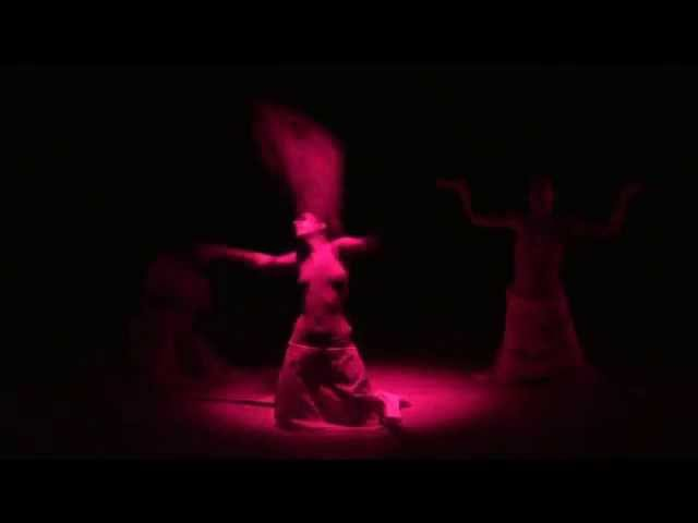 Paródos (Performance inspired in the Zaar ritual)