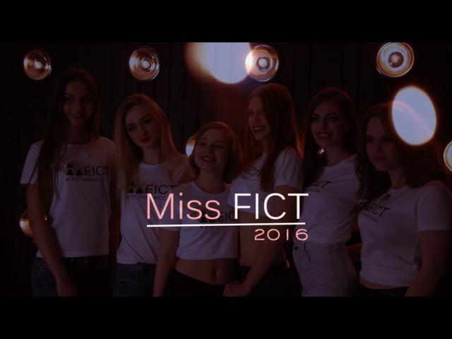 Promo MISS FICT 2016