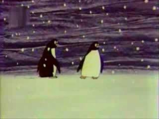 """Мультфильм """"Пингвины"""" часть 2 (Союзмультфильм, 1968)"""