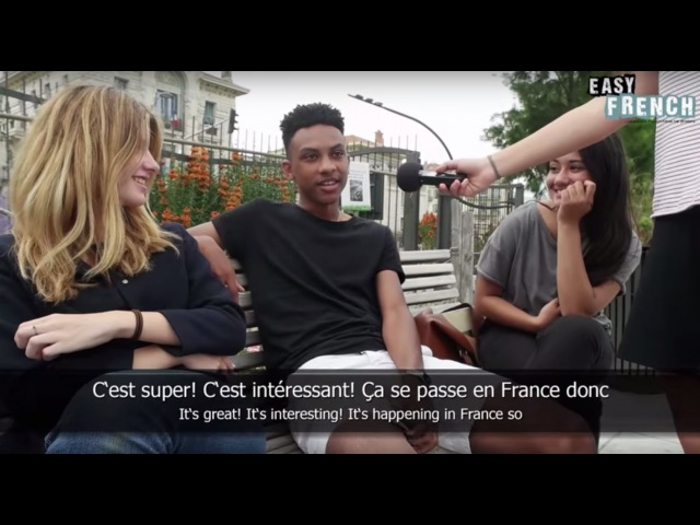 Easy French 56 - The football EURO in France