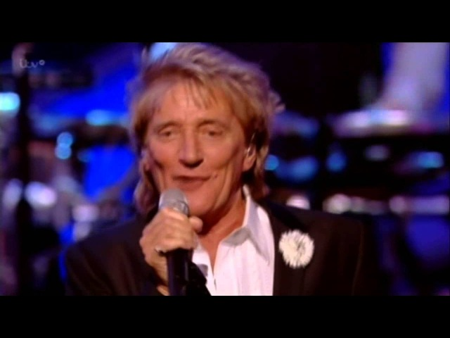 Elton John/Rod Stewart - Sad Songs (Say So Much) 02/09/13