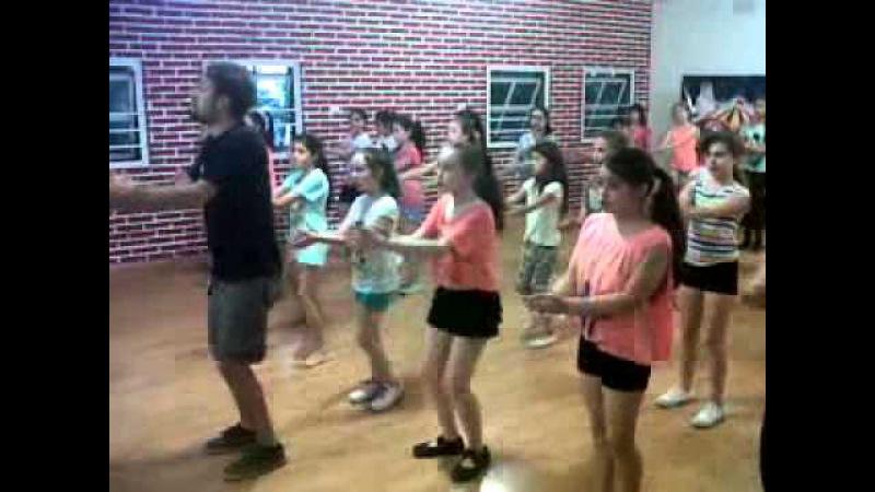 2 Iván Ferrero Percusion Corporal Body Percussion Class Kids 30 09 13