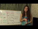 Английский Язык: Future Simple / Урок 25 / Ирина Шипилова