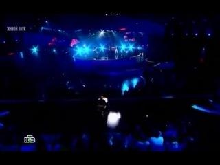 Группа Евы Польны с песней Поёт любовь (шоу Хочу к Меладзе. 9 Выпуск. )