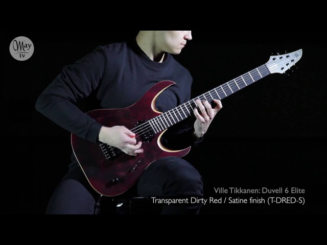 Mayones Duvell — Unscaled Seven - Trisect playthrough