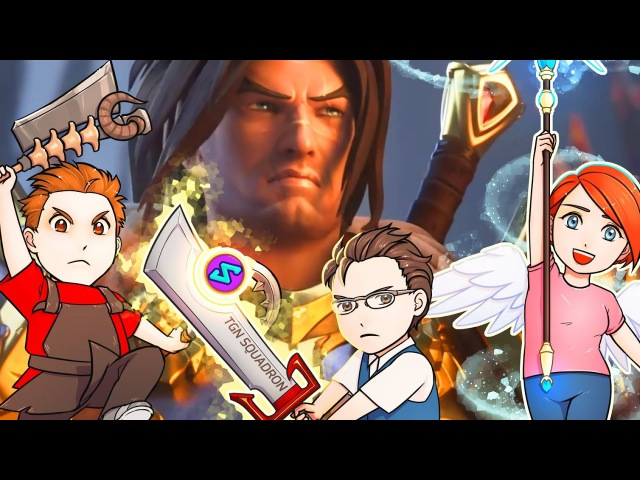 Varian's Valorous Vindication Heroes of the Storm Community Matches TGN Squadron HotS Gameplay
