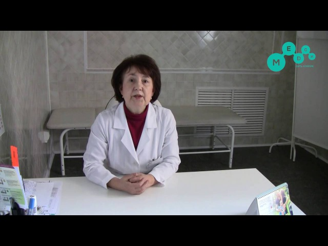 Гастроэнтеролог клиники МЕДСИ Божедомова Элеонора Александровна Helicobacter pylori