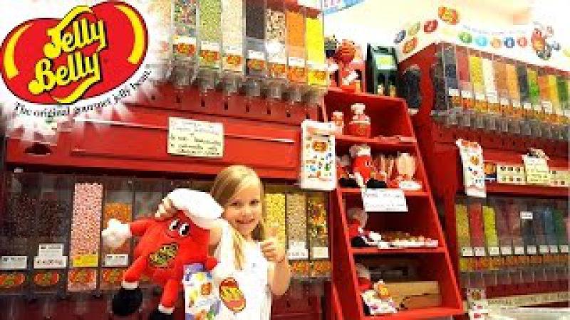 ОГРОМНЫЙ Магазин ДЖЕЛЛИ БЕЛЛИ покупаем 1,5 кг БИН БУЗЛД hop Jelly Belly and BEAN BOOZLED