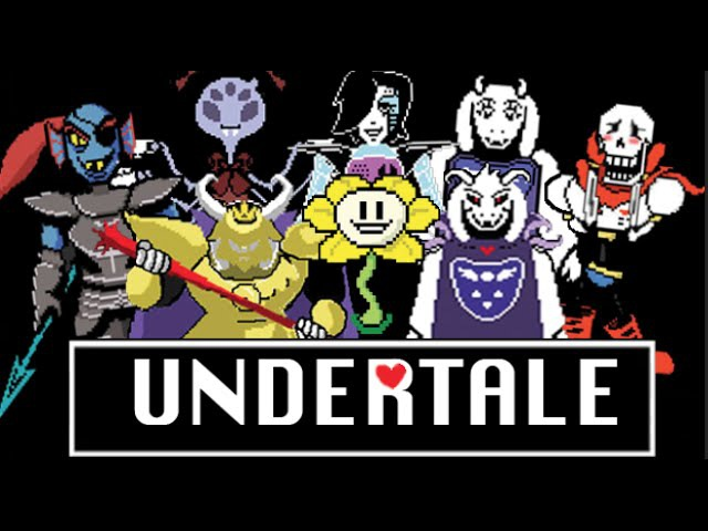 【UNDERTALE】- MEDLEY (PACIFIST)