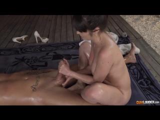 Natty Mellow (Sex Therapist) [Natural tits, Big ass, Massage fuck sex porno 2017 hd