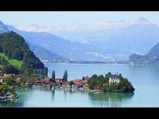 Швейцария. Интерлакен. Горы, ледяной дворец и спа. Отдых и Туризм