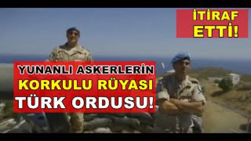 Yunanlıların Nefret Ettiği Video! Türk Korkusu Genlerine Kadar İşlemiş!