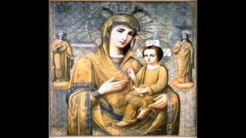 Hor Sveti Jovan Damaskin Angel vopijaše