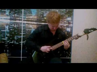 Sia  Unstoppable (Guitar Cover by Yuri Losev)