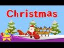 Kids vocabulary Christmas Christmas vocab Learn English for kids English educational video