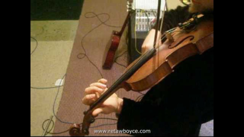 Celtic Violin Si Bheag Si Mhor Reference Video