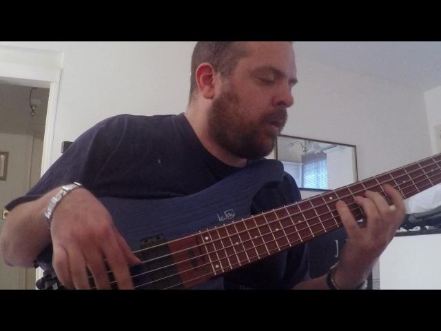 Anton Davidyants Michael Brecker's Peep solo transcription