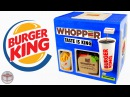 LEGO Burger King WHOPPER Meal Machine | French Fries Coca Cola