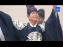EN 日 박보검 댄스 구르미 그린 달빛 Park Bo Gum's dance for 'Moonlight Drawn by Clouds'