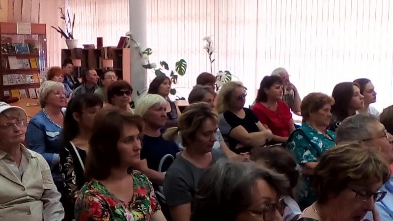 25.07.2017г. Библиотека им.Татьяничевой