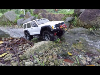Trail Seekers (RC Offroad Adventures) - Bishan Rain (27 Nov 2016)
