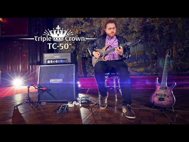 "MESABoogie Triple Crown TC-50 Modern Metal – John Browne ""Fruit of the Poisonous Tree"""
