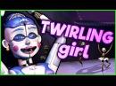 SFM FNAF SISTER LOCATION SONG Twirling Girl ► Performed by Elizabeth Ann