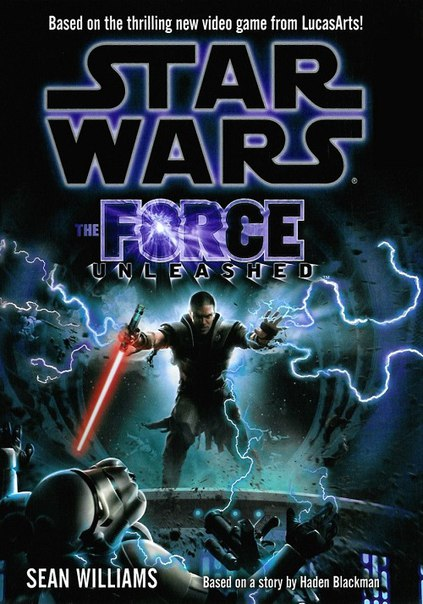 Sean Williams - The Force Unleashed
