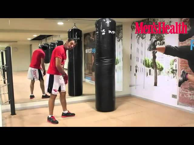 Kick Boks Dersleri 3 - Tekme Atma