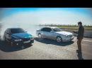 Битва двух ЛЕГЕНД BMW E39 M5 =VS= W210 AMG 5 5 Розыгрыш iPhone 7