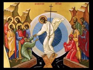 ☨Акафист Воскресению Христову (Пасхальная утреня)/Хор Киевской Духовной Семина...