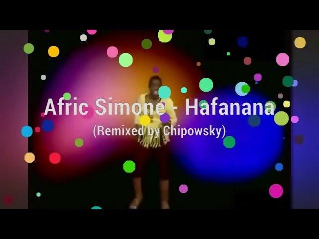 Afric Simone Hafanana Remix EqHQ