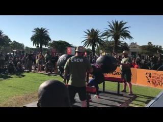 Wsm 2017 gaborone squat - jimmy paquet