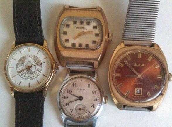 скупка старые часы
