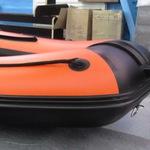 "Лодка ПВХ ""Солар Оптима-350"" (НДНД - надувное дно низкого давления)"