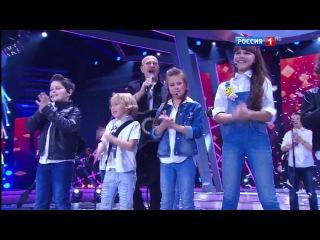 """Александр Розенбаум и Хор Академии Игоря Крутого. """"Песня года 2016"""""""