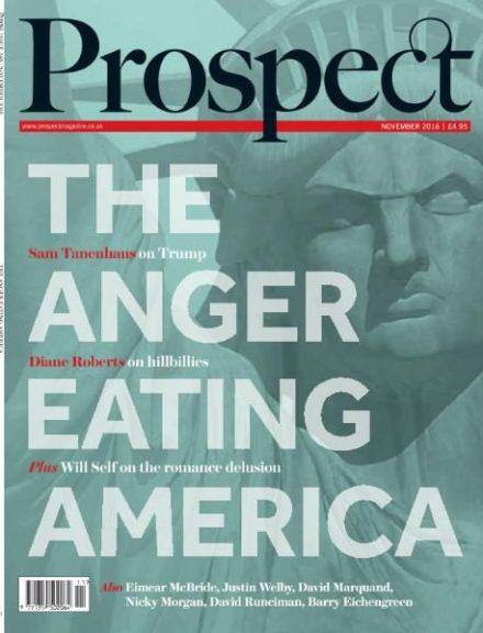 Prospect Magazine - November 2016 vk.com