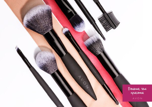 Эйвон кисточки для макияжа косметика сибирское здоровье купить спб