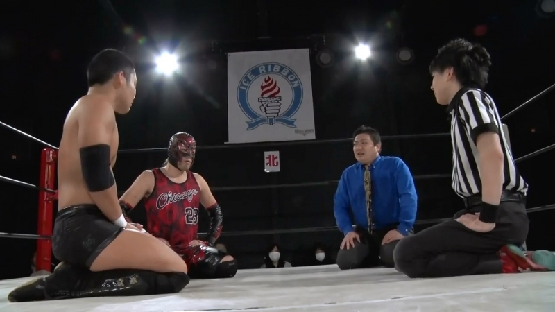 Ryu Gouma vs Tsutomu Oosugi DDT BASARA 27 5 Pro Wrestling BASARA 1st Anniversary