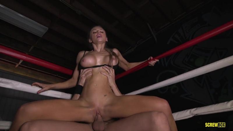 Alix Lynx ( Train Me 2017 HD New Porno, All Sex, Big Boobs, Sport, Порно, Спорт, Большие