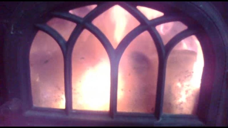 печь камин Ётул