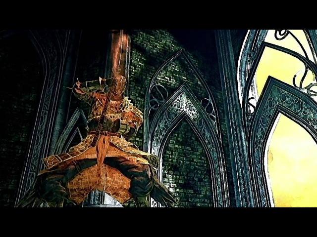 DARK SOULS II - Sir Alonne (Piano Violin Version)