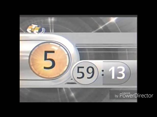 Взлом канала СТС (17.05.2005)