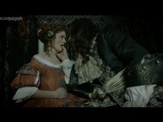 """Сара Винтер (Sarah Winter) в сериале """"Версаль"""" (Versailles, 2015) s01e01 (1080p)"""